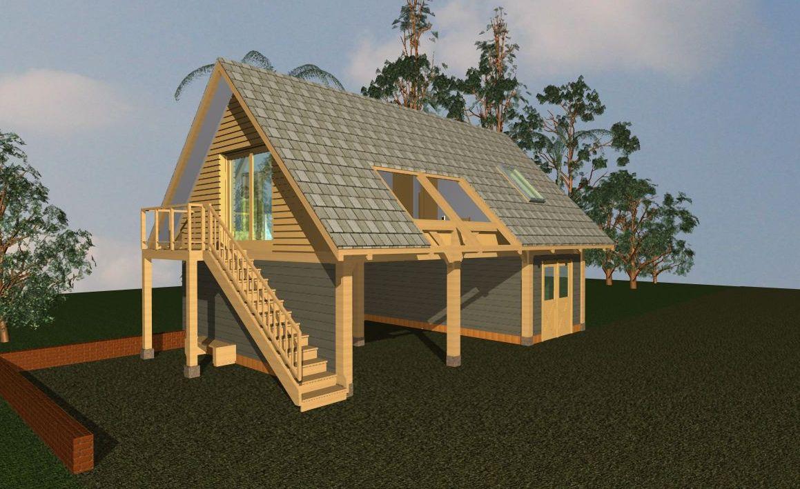 English Barns Pre Designed Frames Timberworks