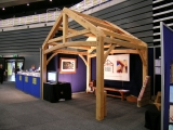 <h5>3 The Gazebo at a Trade Show</h5>