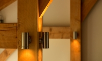 <h5>15 Timber and lighting detail</h5>
