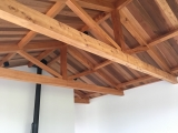 <h5>04 Strip cedar ceiling</h5>