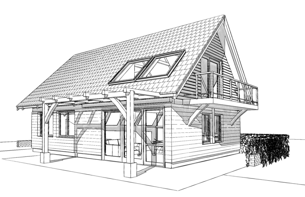 English_Barn_Drawing