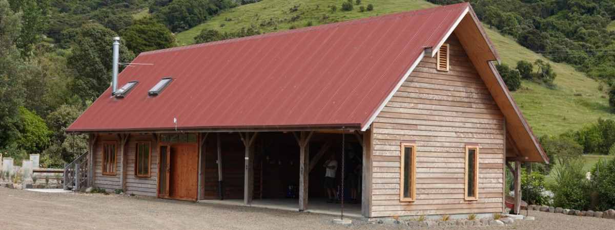 Permalink to: Timberworks pre-designed English Barn