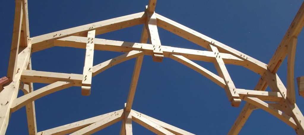 Hammer Beam Truss Feature Roof Trusses Solid Roof Trusses